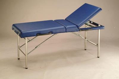 美容指壓床-寶藍色寬60cmX寬180cmX高65cm