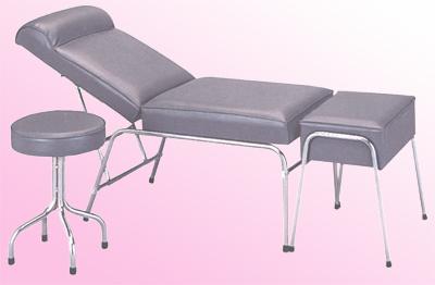 F-58 專櫃專用美容床[含輔助椅]