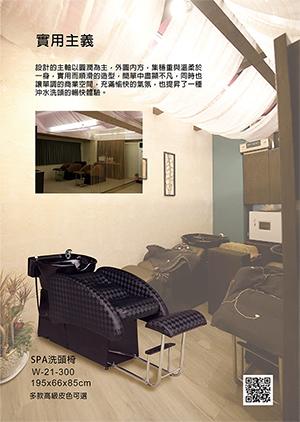 第03頁-沖水洗頭椅,沙龍椅