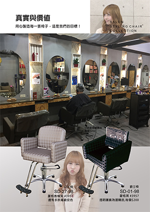 第14頁-油壓昇降椅,美髮造型椅